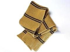 Harry Potter Hufflepuff Scarf Knitting Kit
