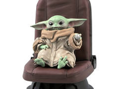 Star Wars The Mandalorian The Child In Chair 1/2 Scale Statue