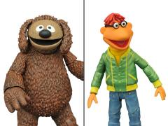 The Muppets Select Best of Series Scooter & Rowlf Two-Pack