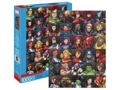 Marvel Heroes 1000-Piece Puzzle