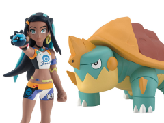Pokemon Scale World Nessa & Drednaw Two-Pack