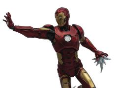 Marvel's Avengers Gamerverse Iron Man 1/10 Scale Statue
