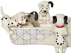 101 Dalmatians Disney Traditions Bone Dish Figurine (Jim Shore)