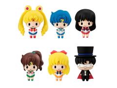 Sailor Moon Chokorin Mascot Box of 6 Figures