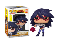 Pop Animation My Hero Academia Midnight Exclusive This looks much better than her hero costume. pop animation my hero academia