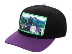 Neon Genesis Evangelion EVA-01 Snapback Hat