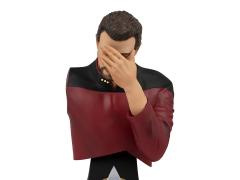 Star Trek Commander William Riker (Facepalm) SDCC 2020 Exclusive Bust