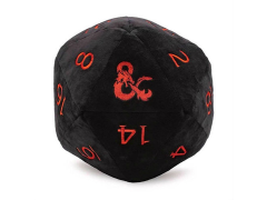 Dungeons & Dragons Jumbo D20 Dice Plush