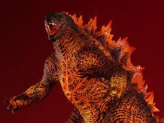 Godzilla: King of the Monsters UA Monsters Burning Godzilla