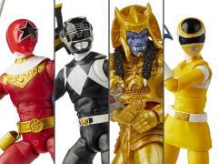 Power Rangers Lightning Collection Wave 6 Set of 4 Figures