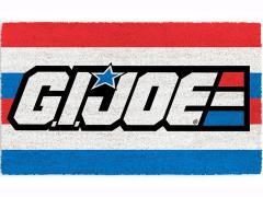 G.I. Joe Logo Door Mat