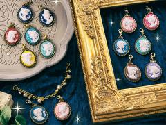 Sailor Moon Cameo Charm Collection Exclusive Box of 14 Charms