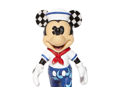 Mickey Mouse Disney Traditions Mickey Sailor Personality Figurine (Jim Shore)