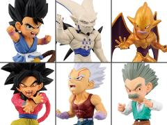 Dragon Ball GT World Collectable Figure Vol.4 Box of 6 Figures