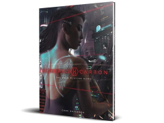 Altered Carbon RPG: Core Rulebook