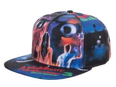Nightmare on Elm Street 3: Dream Warriors Movie Poster Snapback Hat