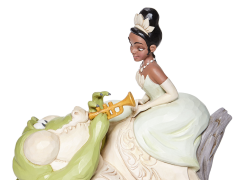 The Princess and the Frog Disney Traditions White Woodland Tiana Figurine (Jim Shore)
