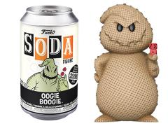 The Nightmare Before Christmas Vinyl Soda Oogie Boogie Limited Edition Figure