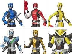 Power Rangers Beast Morphers Core Figures 6-Pack