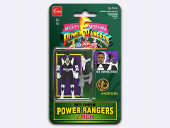 Mighty Morphin Power Rangers Auto Morphin Power Rangers Zach Limited Edition Enamel Pin Set