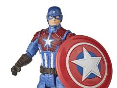 Marvel Gamerverse Captain America Figure