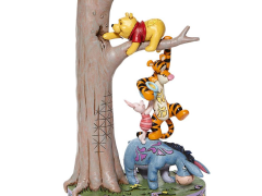 Winnie the Pooh Disney Traditions Pooh and Friends Figurine (Jim Shore)