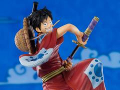 One Piece FiguartsZERO Monkey D. Luffy (Luffytaro)