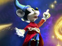 Fantasia Disney Ultimates! The Sorcerer's Apprentice Mickey Mouse