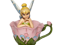 Tinker Bell Disney Traditions Tink Sitting in Flower Figurine (Jim Shore)