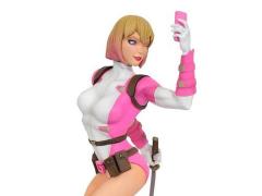 Marvel Gallery Gwenpool Unmasked Exclusive Figure