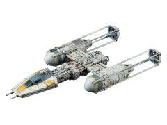 Star Wars Vehicle Model #004 Y-Wing Starfighter (A New Hope) 1/144 Scale Model Kit