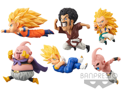 Dragon Ball Z World Collectable Figure 30th Anniversary Vol.4 Box of 6 Figures