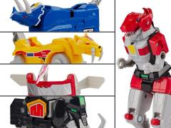 Mighty Morphin Power Rangers Dino Zords Set of 5 Figures