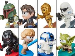 Star Wars Battle Bobblers Wave 2 Set of 4 Two-Packs