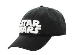 Star Wars Logo Black Dad Hat