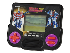 Transformers Tiger Electronics Hand Held Video Game
