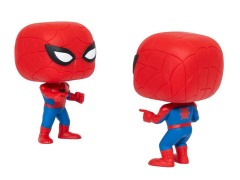 Pop! Marvel: Spider-Man vs. Spider-Man Two-Pack Exclusive