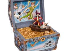 Peter Pan Disney Traditions Treasure Chest Scene (Jim Shore)