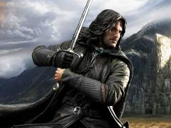 The Lord of the Rings Premium Masterline Aragorn 1/4 Scale Statue