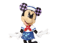 Minnie Mouse Disney Traditions Minnie Sailor Personality Figurine (Jim Shore)