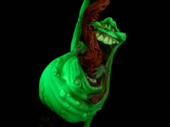 Ghostbusters Mini Epics Slimer (Glow-in-the-Dark) SDCC 2020 Exclusive Figure