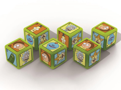 Rick and Morty Dice Set