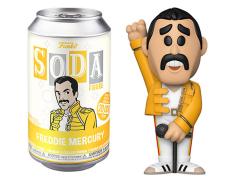 Queen Vinyl Soda Freddie Mercury Limited Edition Figure