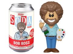 The Joy of Painting Vinyl Soda Bob Ross Limited Edition Figure
