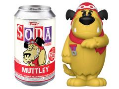 Hanna Barbera Vinyl Soda Muttley Limited Edition Figure