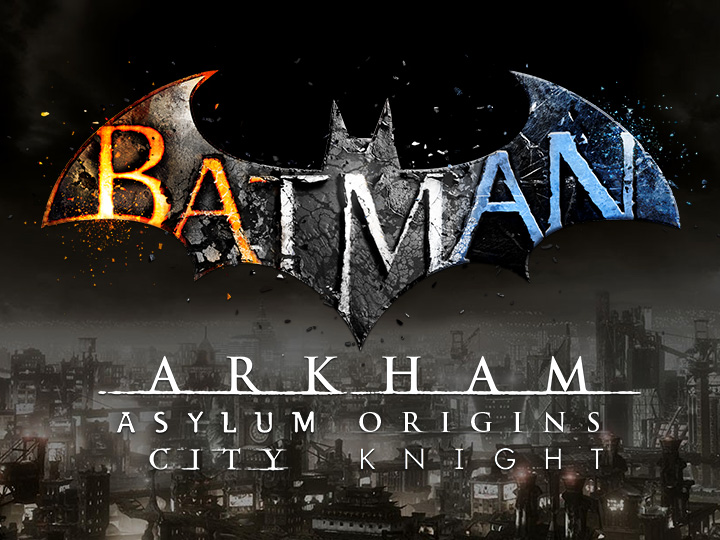 Batman: Arkham Video Games