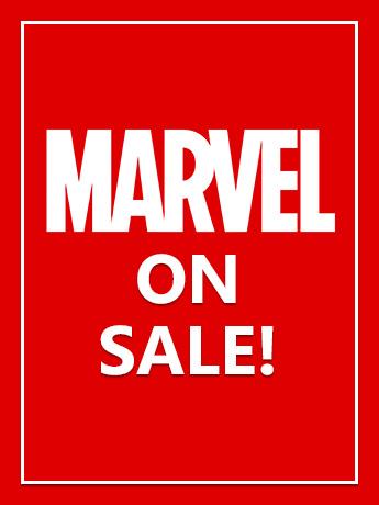 Marvel On Sale!