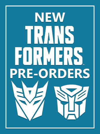 New Transformers Pre-Orders