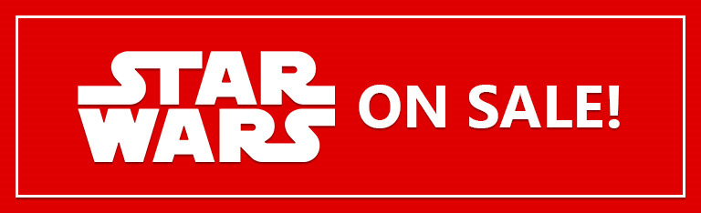 Star Wars On Sale!