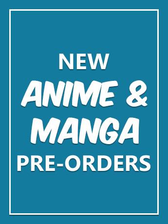 New Anime/Manga Pre-Orders